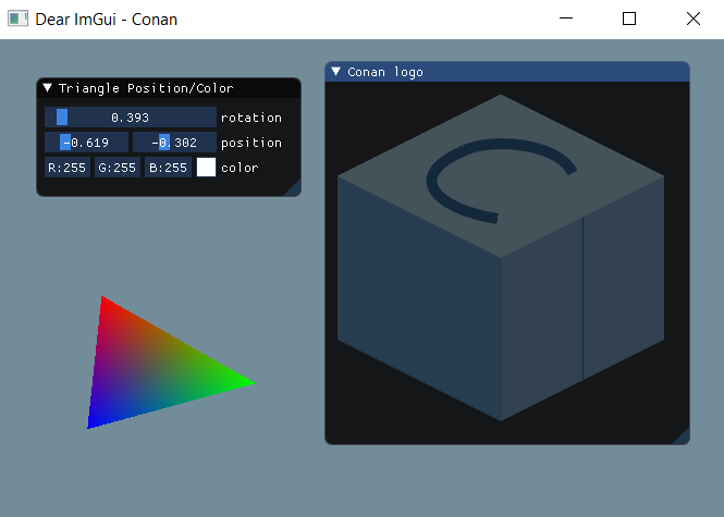 An introduction to the Dear ImGui library