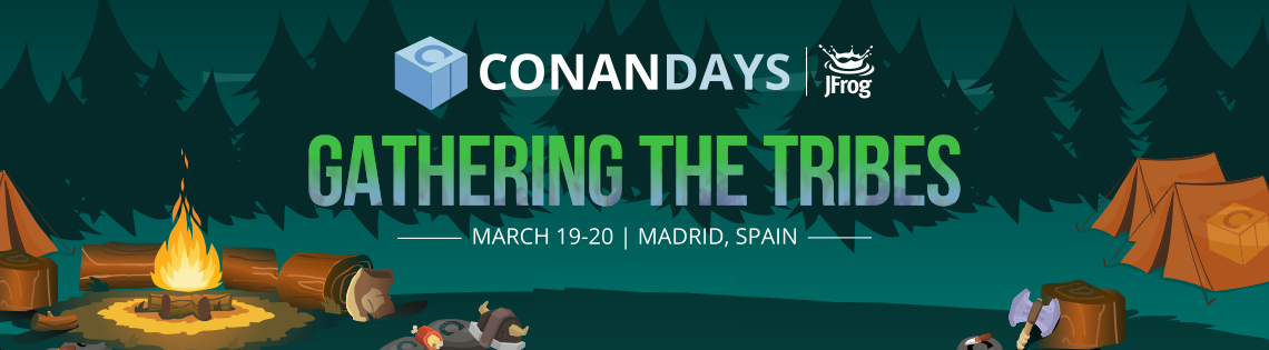 ConanDays Madrid 2020 Gathering The Tribes Event